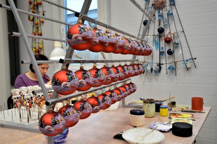 Фабрика елочных игрушек «Ариэль»