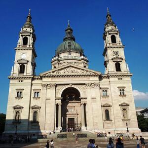 Базилика Святого Иштвана — главный собор Будапешта