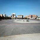 Площадь 400-летия Тюмени