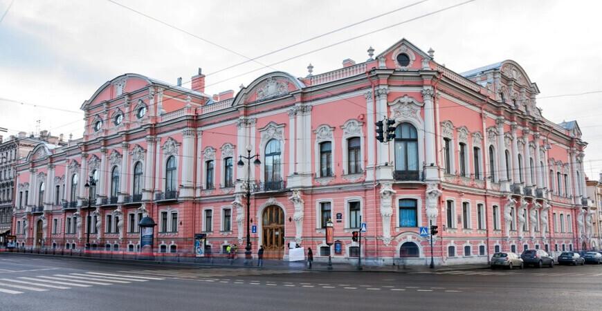 Дворец<br/>Белосельских-Белозерских