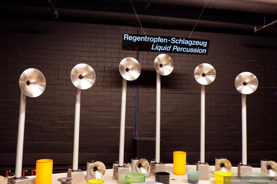 Швейцарский научный музей  «Технорама»