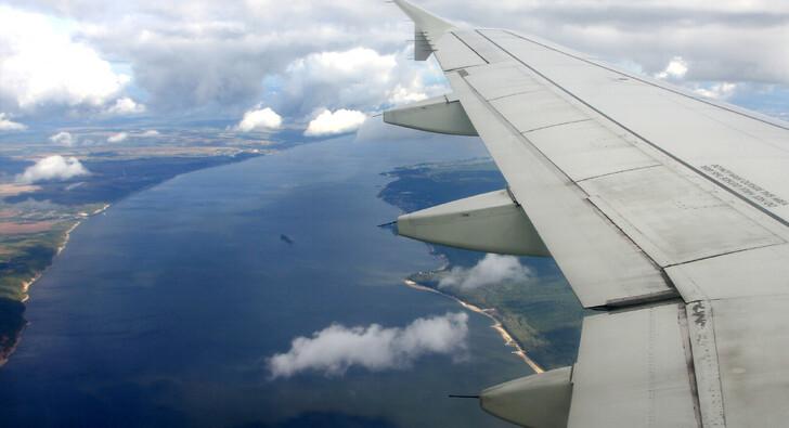 Полет до Казани