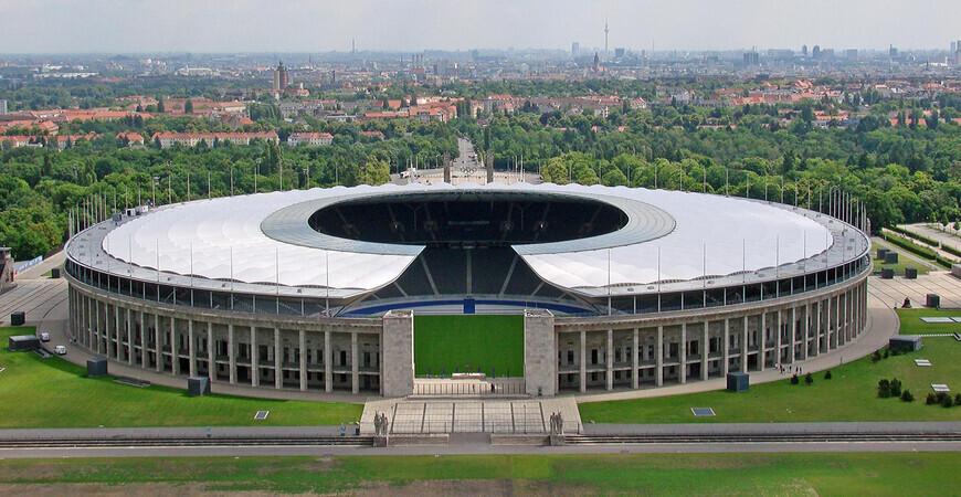 Олимпийский стадион в Берлине