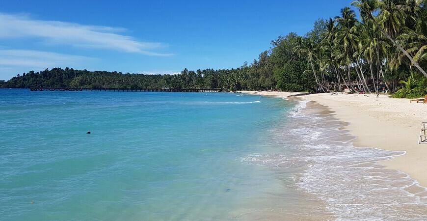 Пляж АоТапао <br/> на острове Ко Куд