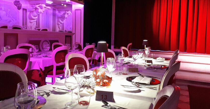 Ресторан-театр «Avanspettacolo Venezia»