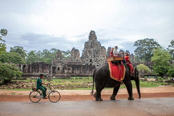 Камбоджа прекращает выдачу турвиз