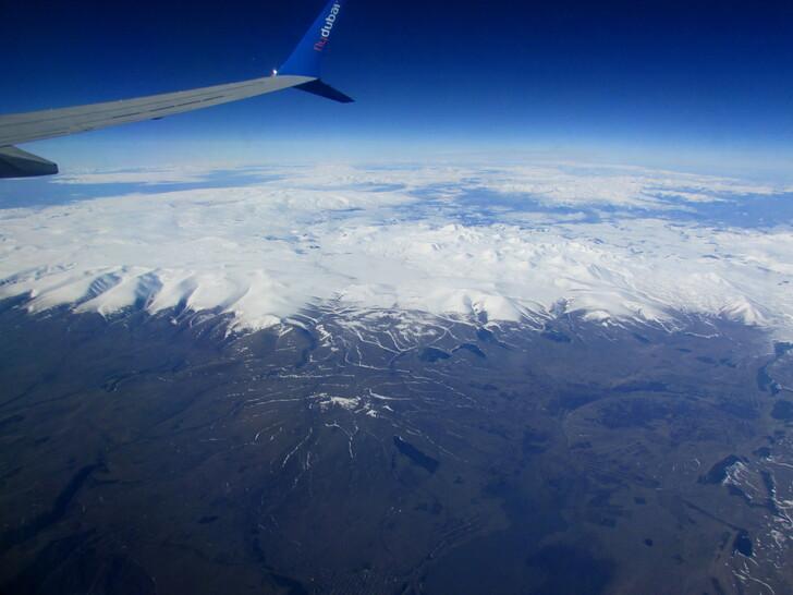 Полет до Дубая