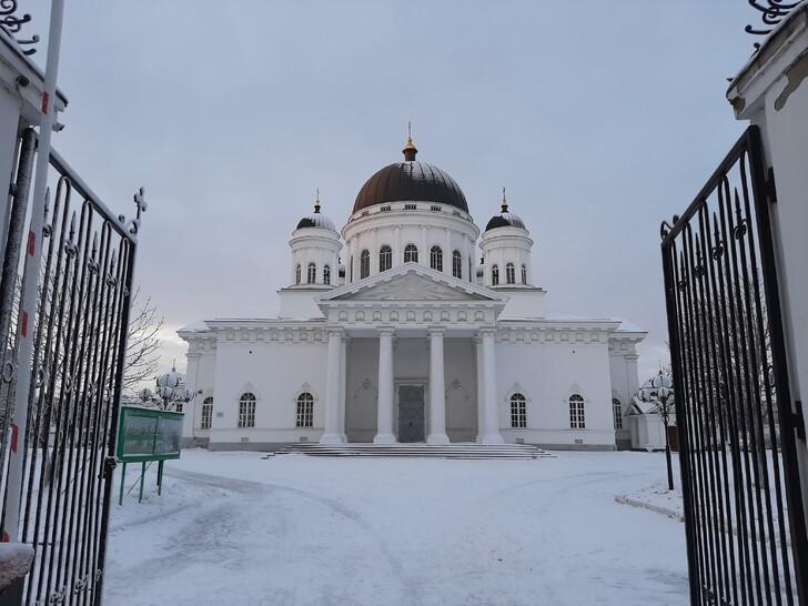 Староярмарочный Спасский собор