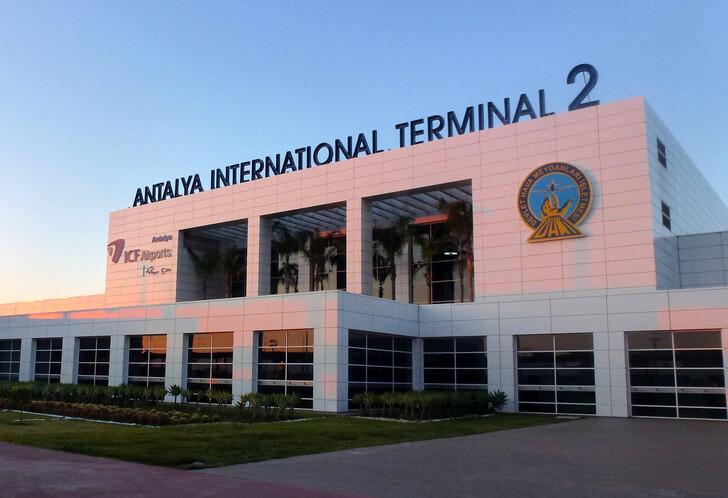Аэропорт Анталии