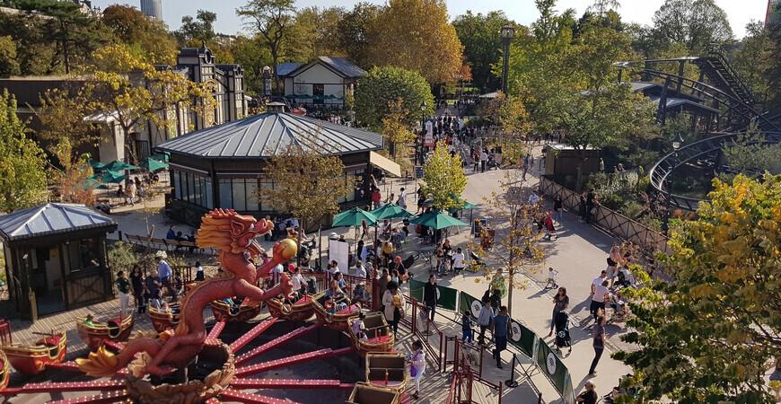 Сад Аклиматасьон <br/> (Jardin d'Acclimatation)