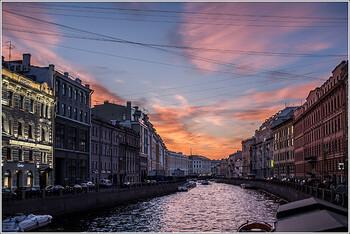В Петербурге усилены ограничения в рамках карантинных мер