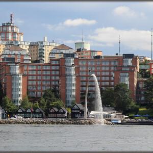 Стокгольм — город на воде