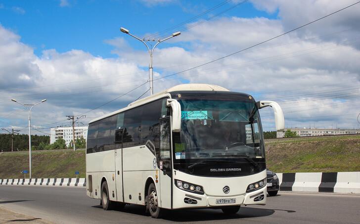 Автобус Новосибирск — Сузун