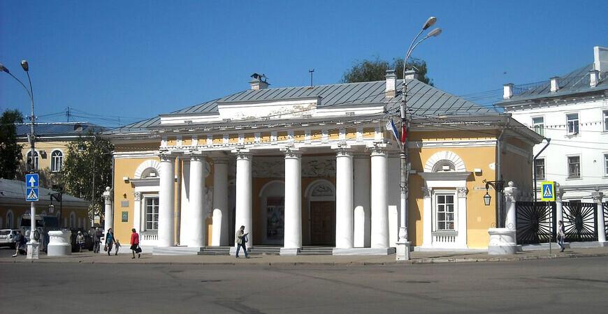 Гауптвахта в Костроме