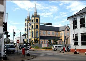 Парамарибо — город утренней зари