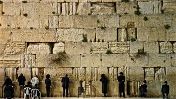 В Израиле продезинфицировали Стену Плача