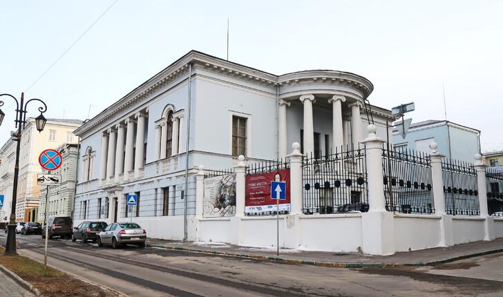 Дом Сироткина - здание Нижегородского художественного музея