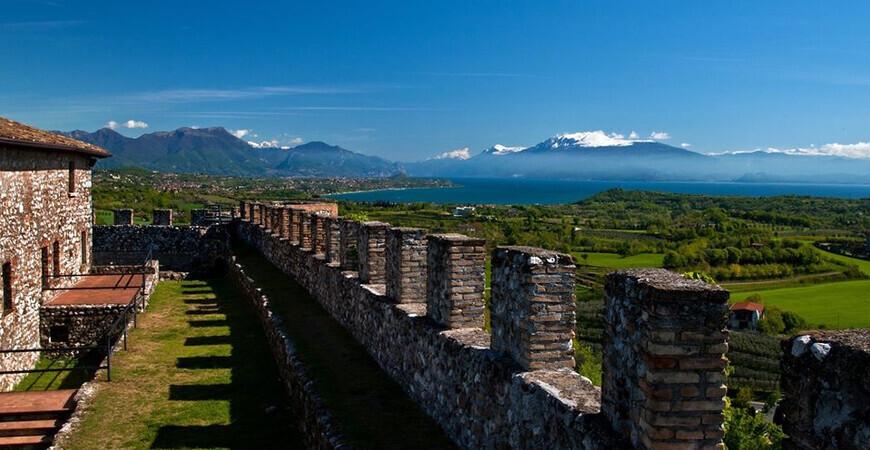 Замок La Rocca di Lonato