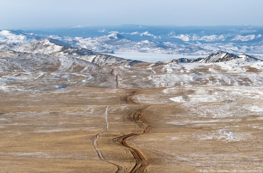 Путешествие на Байкал | Увидеть то, чего не может быть!