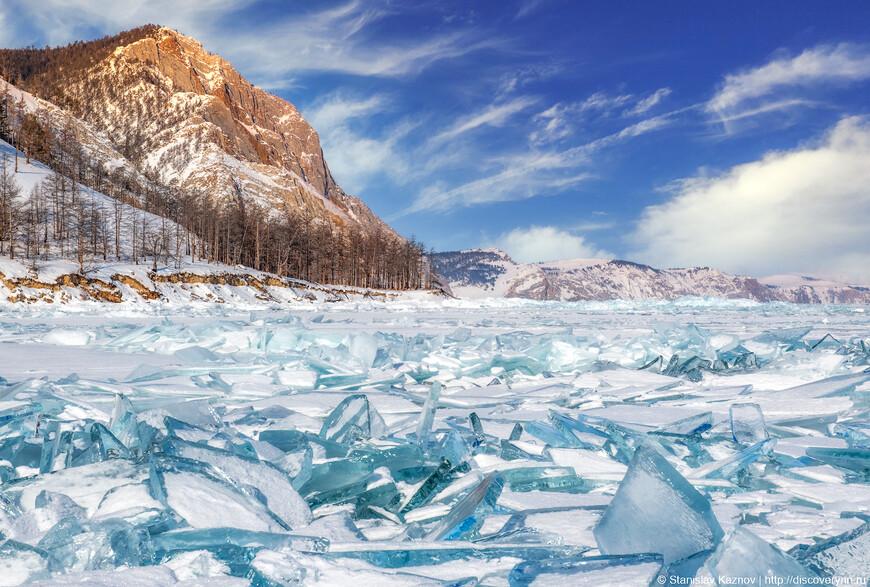 Путешествие на Байкал | Видел то, чего не может быть!