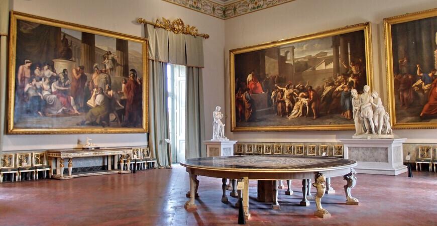 Национальный музей и галерея Каподимонте