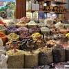 Один из самых старейших рынков в регионе - рынок специй