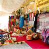 Рынок текстиля в Дубае