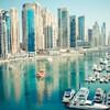 Пристань яхт в Дубай Марина