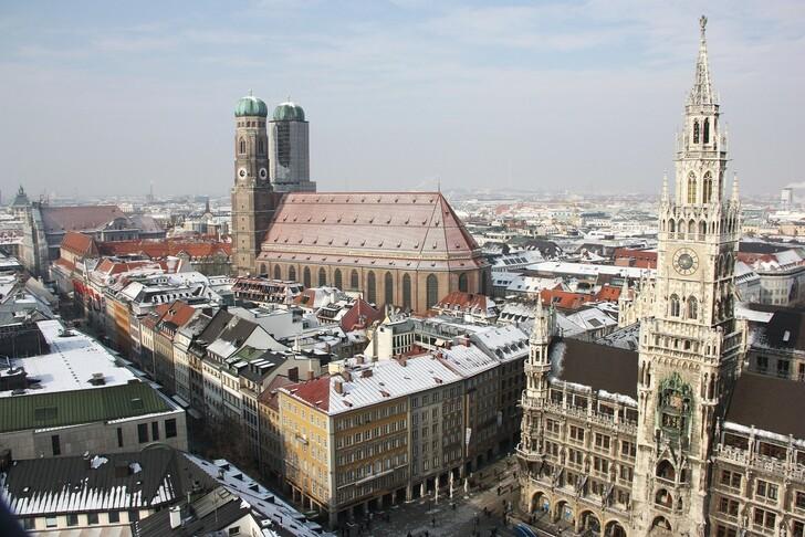 Что посмотреть в Мюнхене зимой