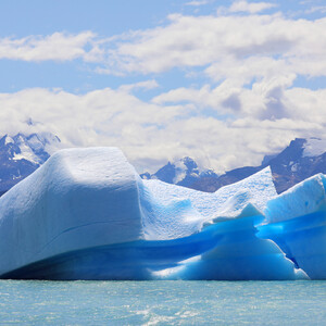 Ледники Upsala и Spegazzini