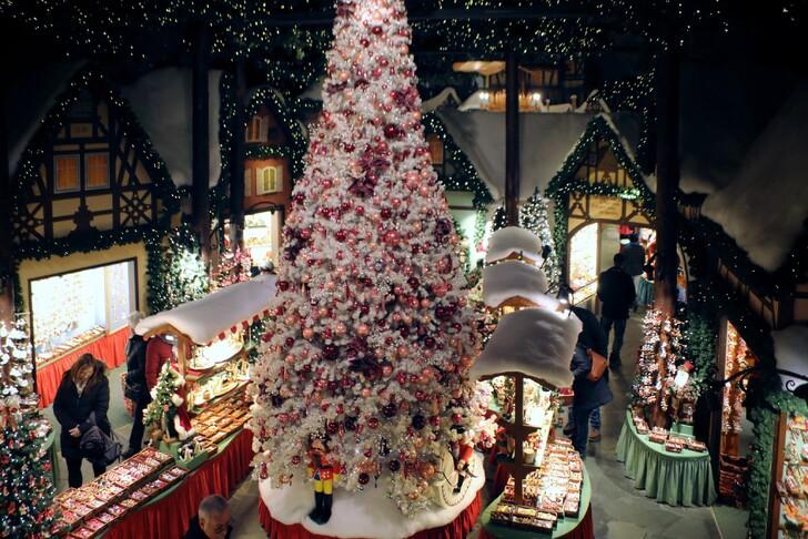 Музей Рождества в Ротенбурге