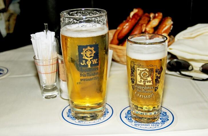 Пивной ресторан Мюнхена