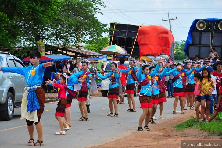 Народные фестивали Таиланда
