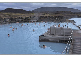Исландия: вокруг озера Миватн