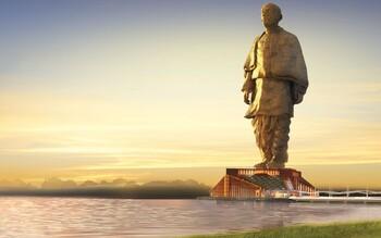 В Индии неизвестные хотели продать самую высокую статую в мире