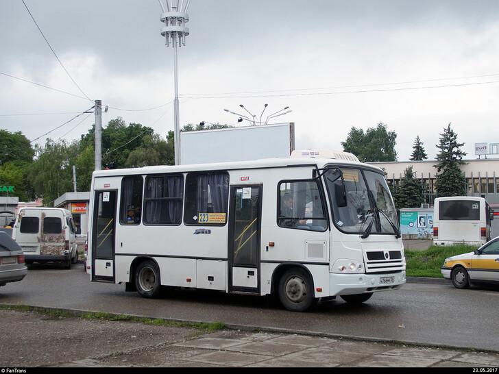 Маршрут Пятигорск — Минводы