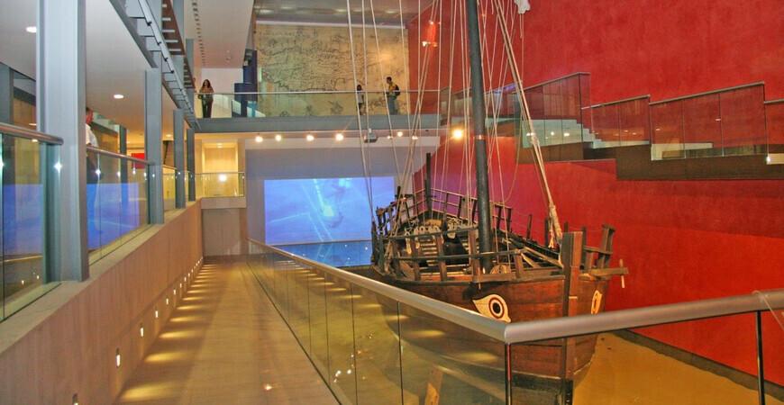 Музей моря в Айя Напе