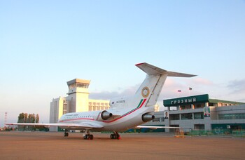 Аэропорт Чечни не пускает прибывших из Москвы без справки об отсутствии вируса