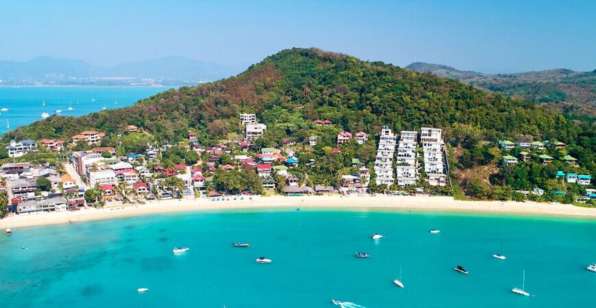 Пляж Ао Йон (Ao Yon Beach)