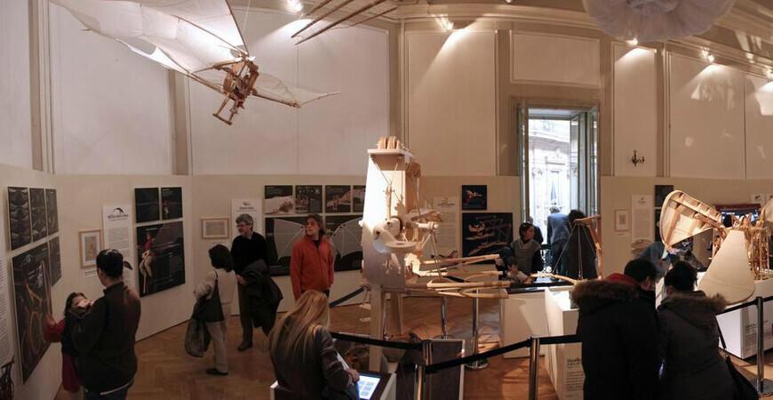 Музей Leonardo3