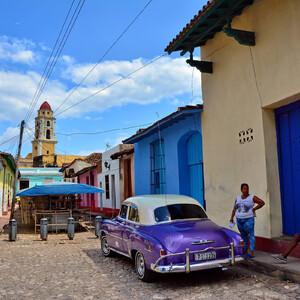 Старинный Тринидад и еще два города Кубы