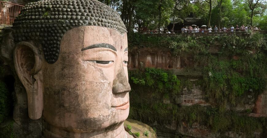 Будда в Лэшане (Leshan Giant Buddha)