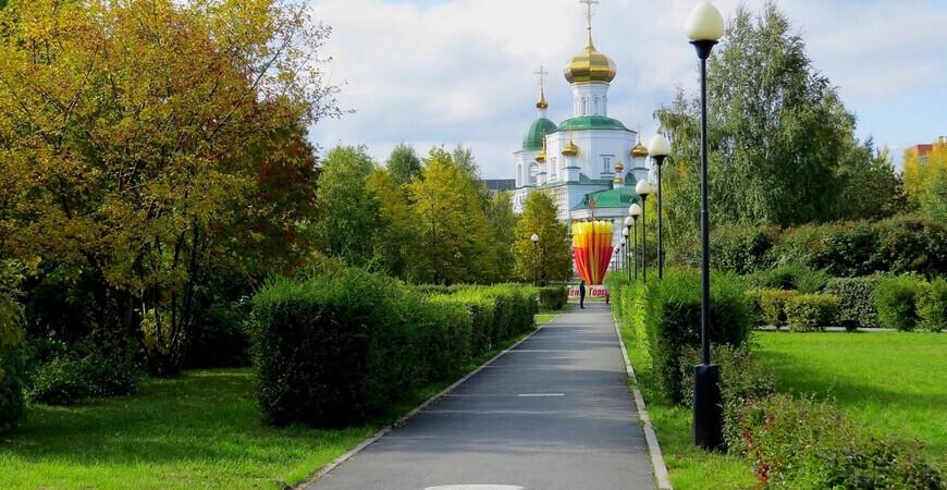 Сквер Депутатов