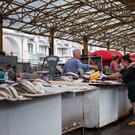 Рынок Привоз в Одессе