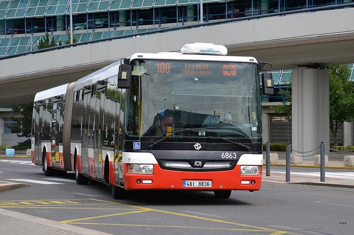 Автобус № 100