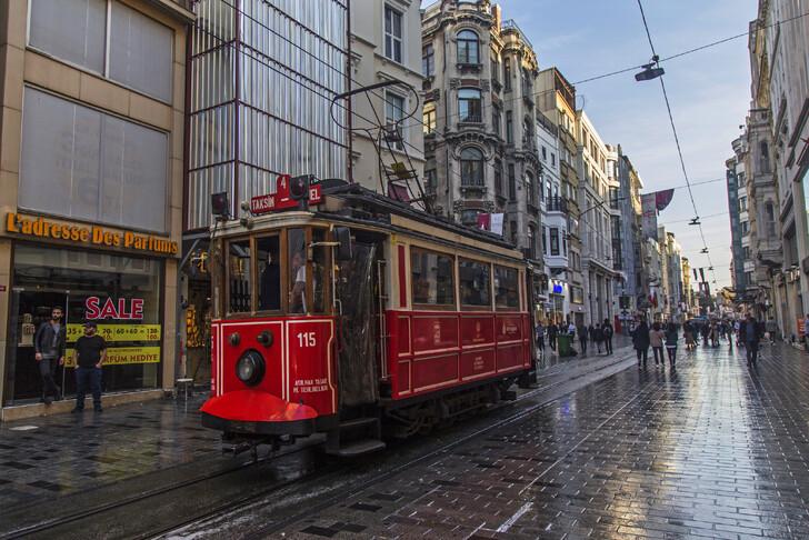 Сколько лететь до Стамбула