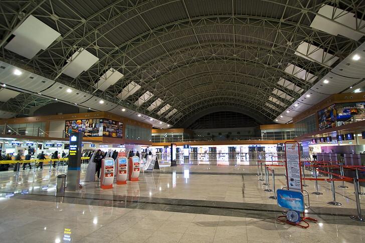 Аэропорт им. Сабихи Гёкчен