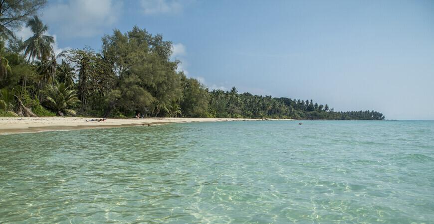 Пляж Клонг Чао (Klong Chao)