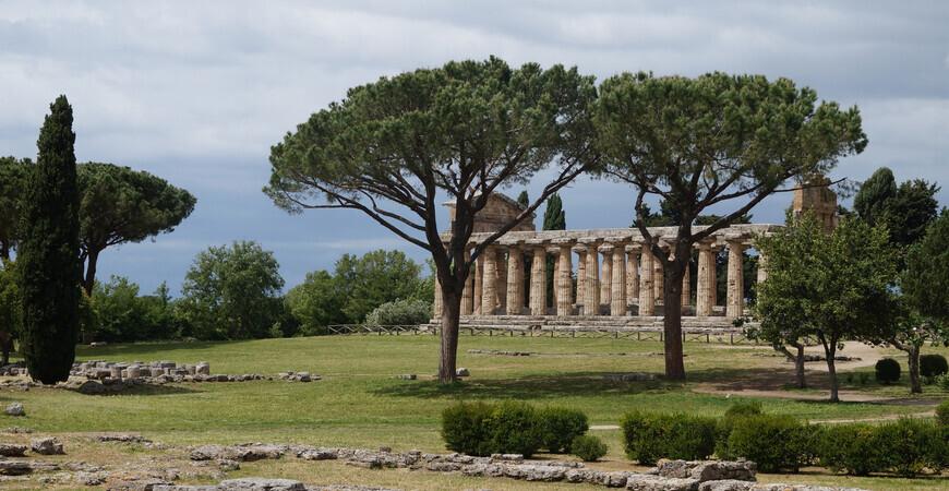 Археологический парк Пестум