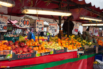 В итальянском Турине вновь заработал рынок